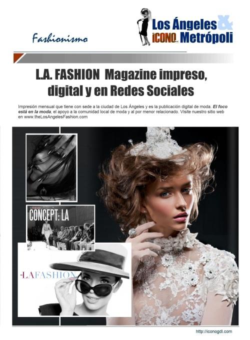 012 12 2013 L.A. Fashion