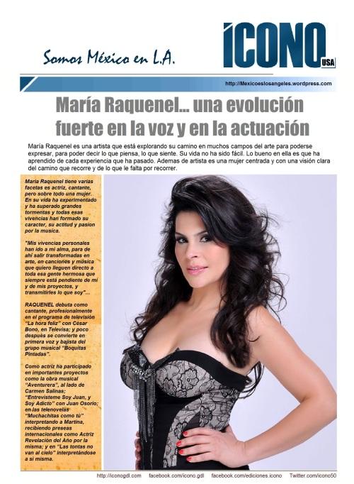 María Raquenel